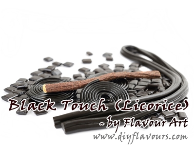 Black Touch Flavor Concentrate by Flavour Art