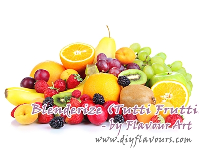Blenderize (Tutti Frutti) Flavor Concentrate by Flavour Art