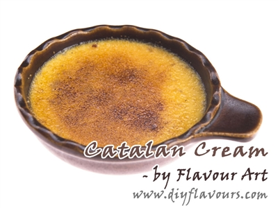 Catalan Cream Flavor Concentrate by Flavour Art