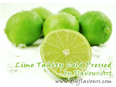 Lime Tahity Cold Pressed Flavor Concentrate by Flavour Art