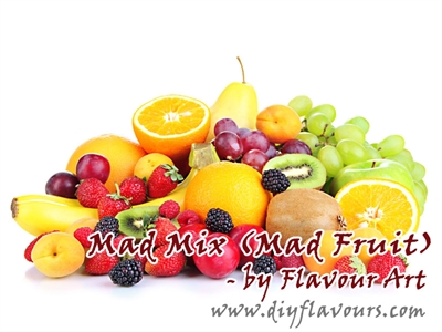 Mad Mix (Mad Fruit) Flavor Concentrate by Flavour Art