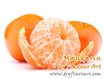 Mandarin Flavor Concentrate by Flavour Art