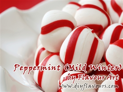 Peppermint (Mild Winter) Flavor Concentrate by Flavour Art