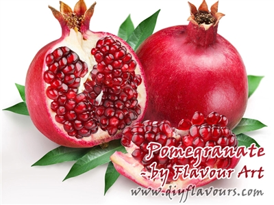 Pomegranate Flavor Concentrate by Flavour Art