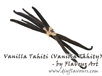 Vanilla Tahity Flavor Concentrate by Flavour Art