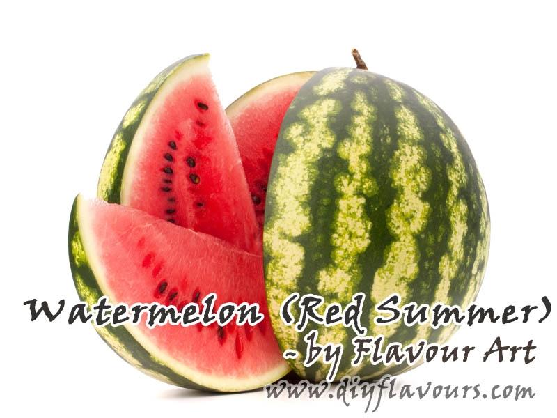 Watermelon (Red Summer) Flavor by Flavour Art