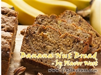 Banana Nut Bread Flavor Concentrate by Flavor West