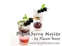 Blackberry Mojito Flavor by FlavorWest
