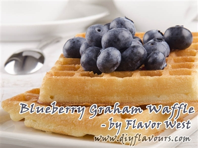Blueberry Graham Waffle Flavor Concentrate by Flavor West