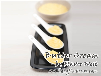 Butter Cream Flavor Concentrate by Flavor West