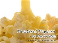 Buttered Popcorn Flavor Concentrate by Flavor West