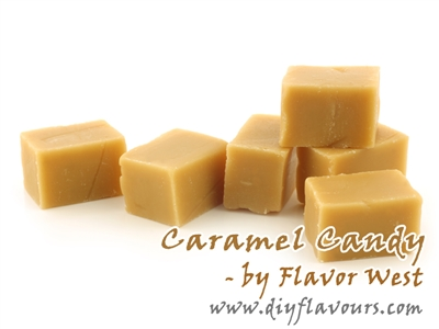 Caramel Candy Flavor Concentrate by Flavor West