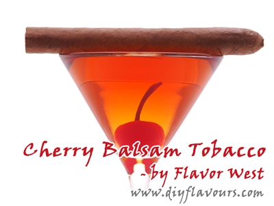 Cherry Balsam Tobacco Flavor Concentrate by Flavor West