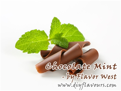 Chocolate Mint Flavor Concentrate by Flavor West