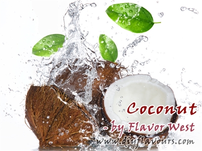 Coconut Flavor Concentrate by Flavor West