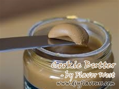 Cookie Butter Flavor Concentrate by Flavor West