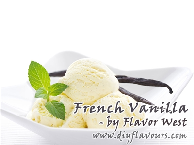 French Vanilla Flavor Concentrate by Flavor West