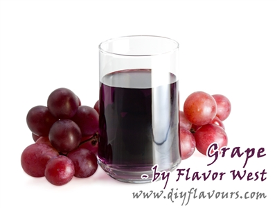 Grape Flavor Concentrate by Flavor West