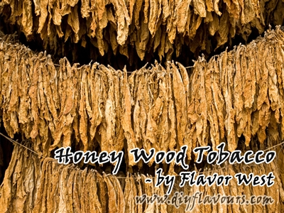 Honey Wood Tobacco Flavor Concentrate by Flavor West