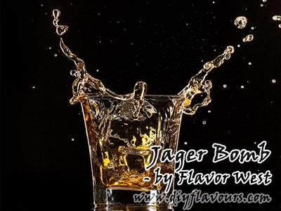 Jager Bomb Flavor Concentrate by Flavor West