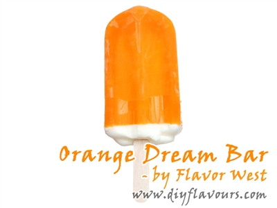 Orange Dream Bar Flavor Concentrate by Flavor West