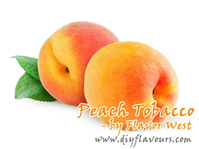 Peach Tobacco Flavor Concentrate by Flavor West