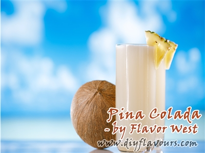 Pina Colada Flavor Concentrate by Flavor West