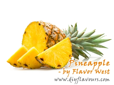 Pineapple Flavor Concentrate by Flavor West