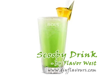 Scooby Drink Flavor Concentrate by Flavor West