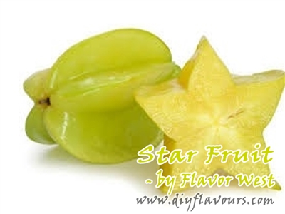 Star Fruit Flavor Concentrate by Flavor West
