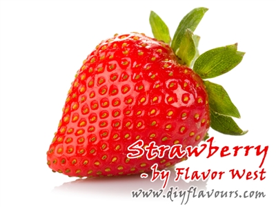 Strawberry Flavor Concentrate by Flavor West