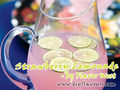 Strawberry Lemonade Flavor Concentrate by Flavor West
