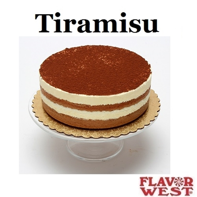 Tiramisu Flavor Concentrate by Flavor West