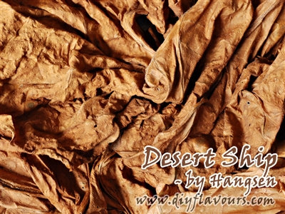 Desert Ship Tobacco by Hangsen
