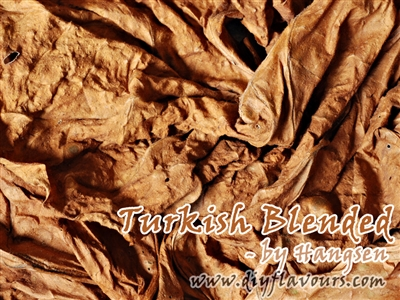 Turkish Blended Tobacco by Hangsen