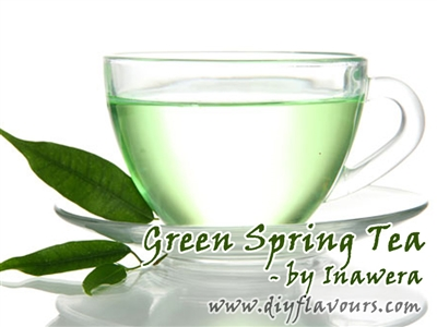 Green Spring Tea Flavor by Inawera