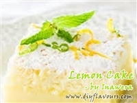 Lemon Cake Flavor by Inawera