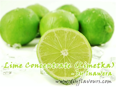 Lime Concentrate Flavor by Inawera