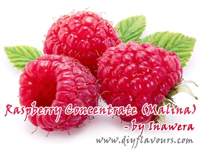 Raspberry Concentrate (Malina) Flavor by Inawera