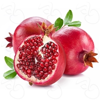 Pomegranate (Clear) by LA