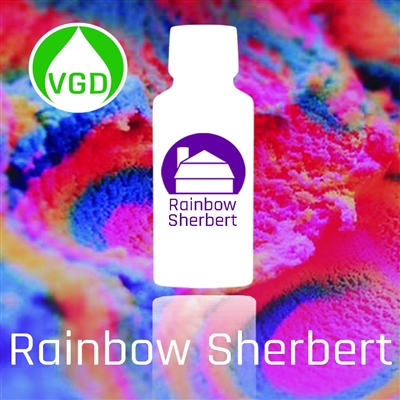 Rainbow Sherbert by Liquid Barn