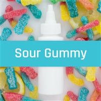 Sour Gummy by Liquid Barn