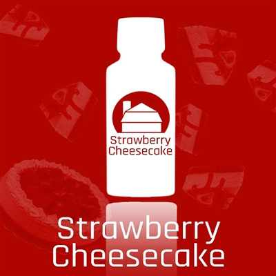 Strawberry Cheesecake by Liquid Barn