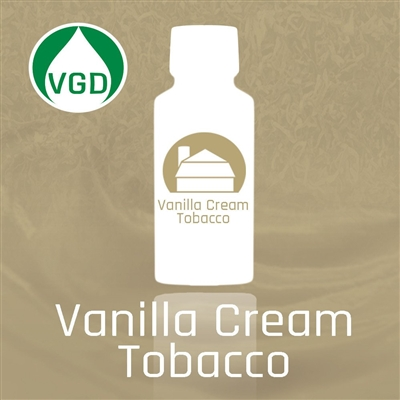 Vanilla Cream Tobacco by Liquid Barn