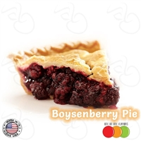 Boysenberry Pie by One On One Flavors