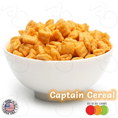 Captain Cereal by One On One Flavors