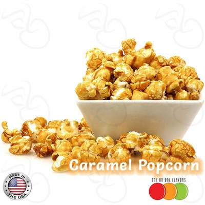 Caramel Popcorn by One On One Flavors