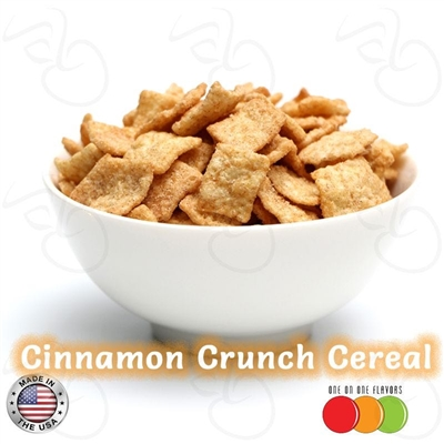 Cinnamon Crunch Cereal by One On One Flavors