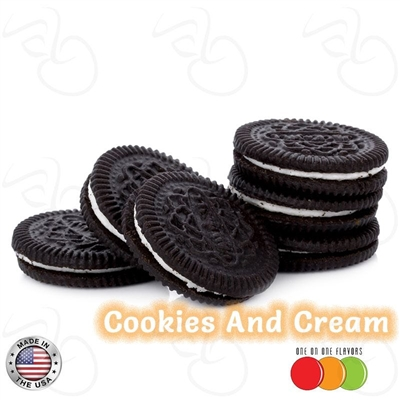 Cookies and Cream Flavor by One On One Flavors