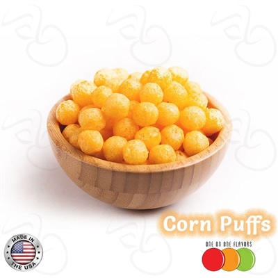 Corn Puffs by One On One Flavors